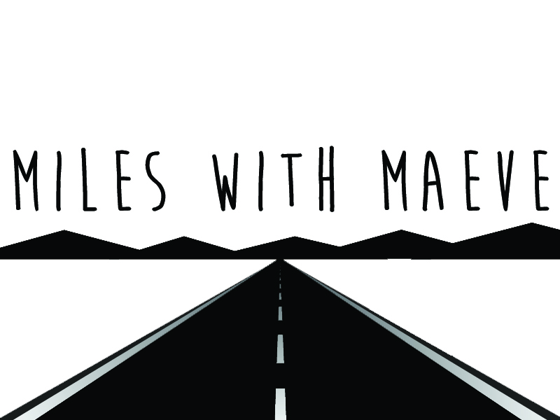 Miles with Maeve